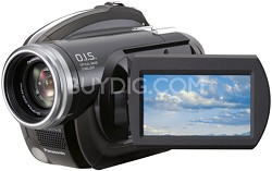 "VDR-D230 DVD Camcorder With 32x Optical Zoom, 2.7"" LCD Screen"