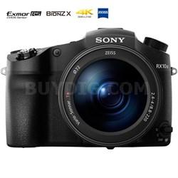"""DSC-RX10M III Cyber-shot 4K Video 20.1MP 1"""" Sensor Super Zoom - OPEN BOX"""