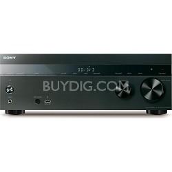 5.2 Channel 725 Watt 4K AV Receiver (Black) iPhone iPod Connectivity - STR-DH550