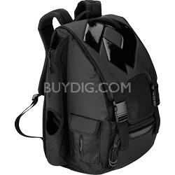 A9421 Black Ops Baseball/Softball Backpack Bat Bag (Black)