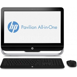 "Pavilion 23-b010 23"" HD All-in-One Desktop PC - AMD E2-1800 Accelerated Proc."