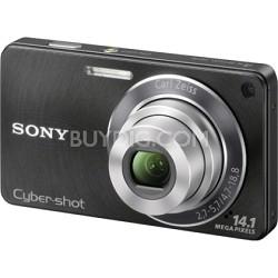 Cyber-shot DSC-W350 14.1 MP Digital Camera (Black)