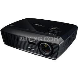DW326e WXGA 3000 Lumen Full 3D DLP Projector with HDMI