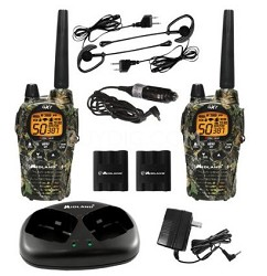 GXT1050VP4 X-TRA TALK GMRS 36-Mile 50-Channel FRS/GMRS 2-Way Radio