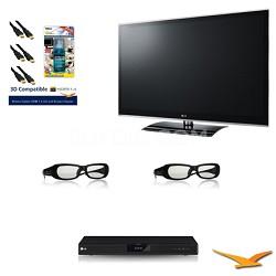 60PZ950 - 60 Inch 3D 1080p Plasma TV 3D Kit