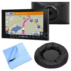 010-01535-00 - RV 660LMT Automotive GPS with GPS Navigation Dash-Mount Bundle