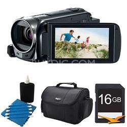 VIXIA HF R500 1080/60p HD Camcorder Black Kit
