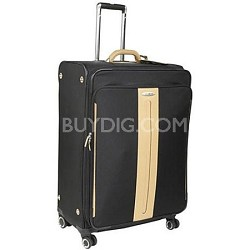 """Black Label Hommage III Softside 28"""" Spinner Suitcase"""