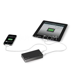 Juice Pack Universal Dual USB Quick Charge External Battery (6,000 mAh)