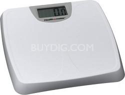 Health o Meter HDL205KD-01 Digital Scale, White