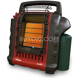 Buddy 4,000-9,000-BTU Indoor-Safe Portable Radiant Propane Heater - MH9BX