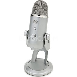 Yeti Ultimate USB Microphone Silver