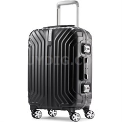 "Tru-Frame Hard Shell Carry-On Matte Graphite 20"" Spinner Suitcase"