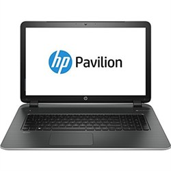 "Pavilion 17-f071nr 17.3"" HD+ Notebook PC - AMD Quad-Core - OPEN BOX"