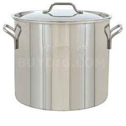 30 Qt Brew Kettle SS Stockpot