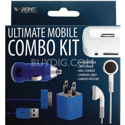 Ultimate Mobile Combo Kit - Blue