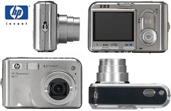 Photosmart R817 Digital Camera with HP Instant Share