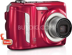 EasyShare C143 12MP 2.7 inch LCD Digital Camera - Red