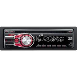 Bluetooth Ready In-Dash CD Receiver/Dual AUX Inputs & Remote Control - OPEN BOX