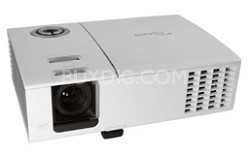 HD71 720p High Definition Home Theater Projector With 1 Year Warranty.