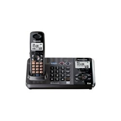 2-Line DECT 6.0 Expandable Digital Cordless Answering System - OPEN BOX