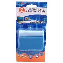 ZE-FC2 2 Piece Micro Fiber Cloth