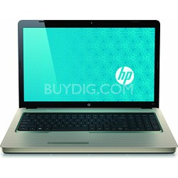 "17.3"" G72-B60US Notebook PC Intel Core i3-370M Processor"