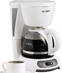 4-Cup Switch Coffeemakers (White) - TF4