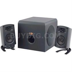 ProMedia 2.1 THX Certified Speaker System - Black