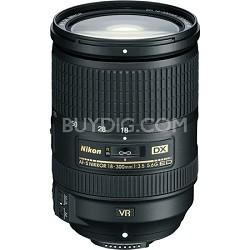 AF-S DX NIKKOR 18-300mm f/3.5-5.6G ED VR - 2196 - OPEN BOX