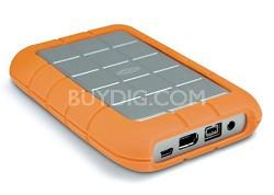 Rugged External 250GB Hard Drive  301291