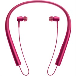 MDR-EX750 h.Ear in Wireless In-ear Bluetooth Headphones w/ NFC - Bordeaux Pink