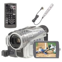 MultiCam PV-GS200 Mini DV Digital Camcorder