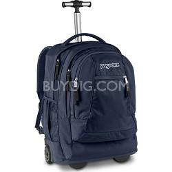 Driver 8 Wheeled Backpack - Navy  (TN89)