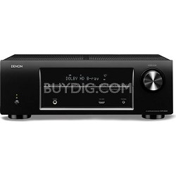 E-Series 5.1 Channel 3D Pass Through AV Home Theater Receiver