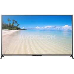 KDL60W850B - 60-Inch 1080p 120Hz Smart 3D LED HDTV Motionflow XR 480 with Wifi