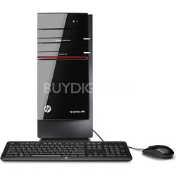 Pavilion HPE h8-1210 Desktop PC - AMD FX-6100 Six-Core Processor