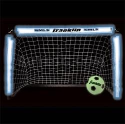 MLS Light Up Soccer Goal and Ball Set - OPEN BOX