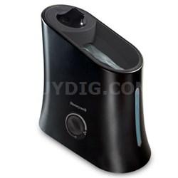 Honeywell Cool Mist Filter Free Humidifier in Black - HUT-220B