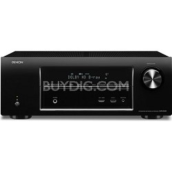 7.1 Channel 4K and 3D Pass Through Network AV Receiver with AirPlay, Multi-Zone