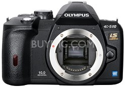 Evolt E-510 10.1MP Digital SLR (Body Only)