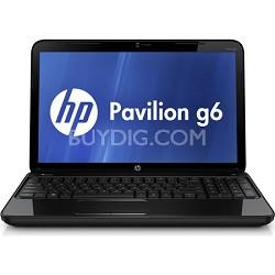 "Pavilion 15.6"" g6-2010nr Notebook PC - Intel Core i3-2350M Processor"