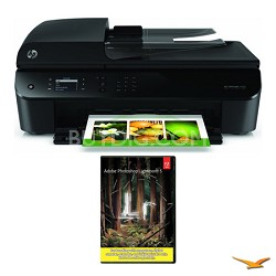 Officejet 4630 Wireless Color Photo Printer with Photoshop Lightroom 5 MAC/PC