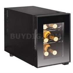 Igloo 6 Bottle Wine Cooler with Glass Door - FRW062