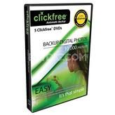 DVD+R Photo Auto Backup 5pk