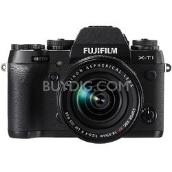X-T1 16.3MP Full HD 1080p Video Mirrorless Digital Camera with 18-55mm Lens