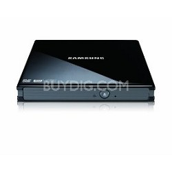 SE-S084C/RSBN TruDirect Tray-load External Slim DVD Drive