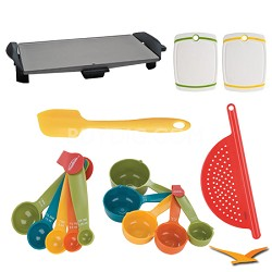 USG-10G Ultra Large Griddle - Deluxe Bundle