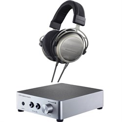 T1 Second Generation Audiophile Stereo Headphone and A20 Amplifier Bundle