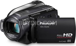 HDC-HS250K - High-definition 120GB HDD / SD card Camcorder (Black)
